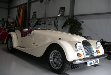 Morgan Plus 4 4 seater