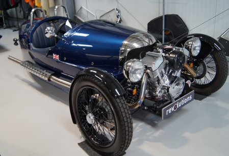 Morgan 3Wheeler