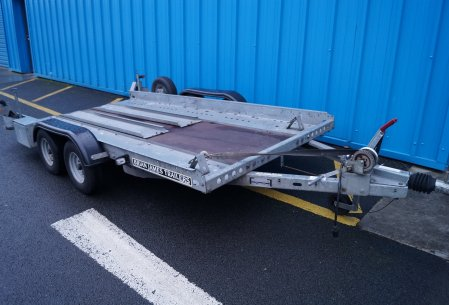 Brian James Clubman trailer
