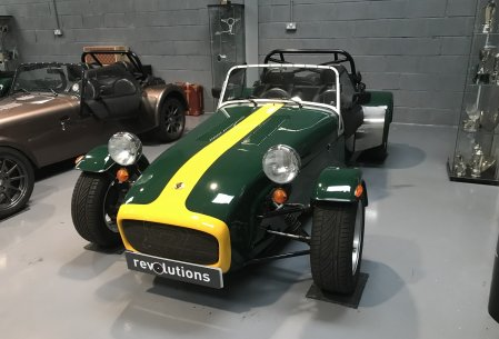 Caterham Roadsport 125 SV
